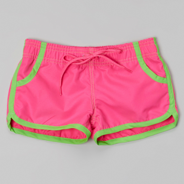 KANU GIRLS SPLASH BOARDSHORTS  (1509)