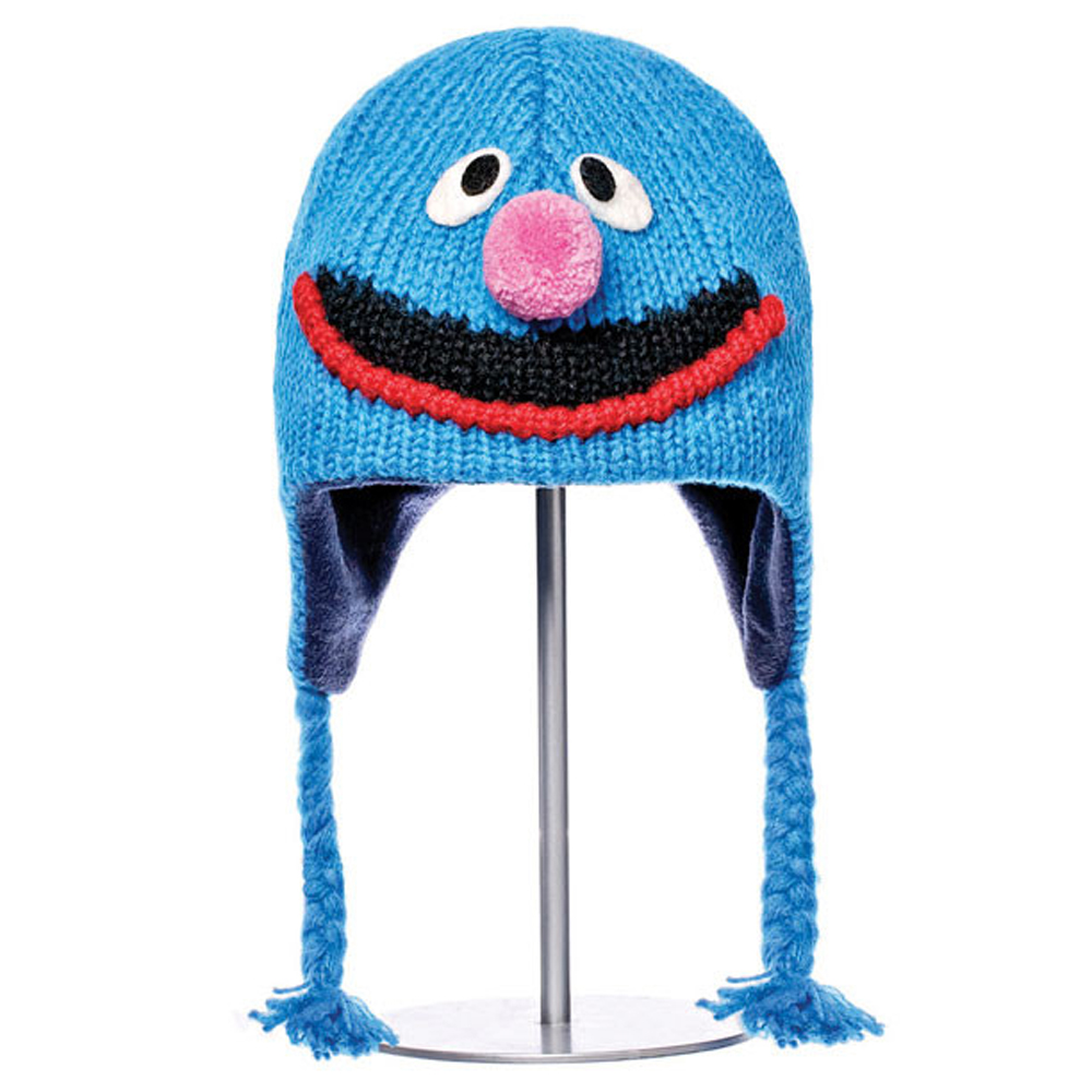 KNITWITS ORIGINALS GROVER PILOT HAT (SK102)