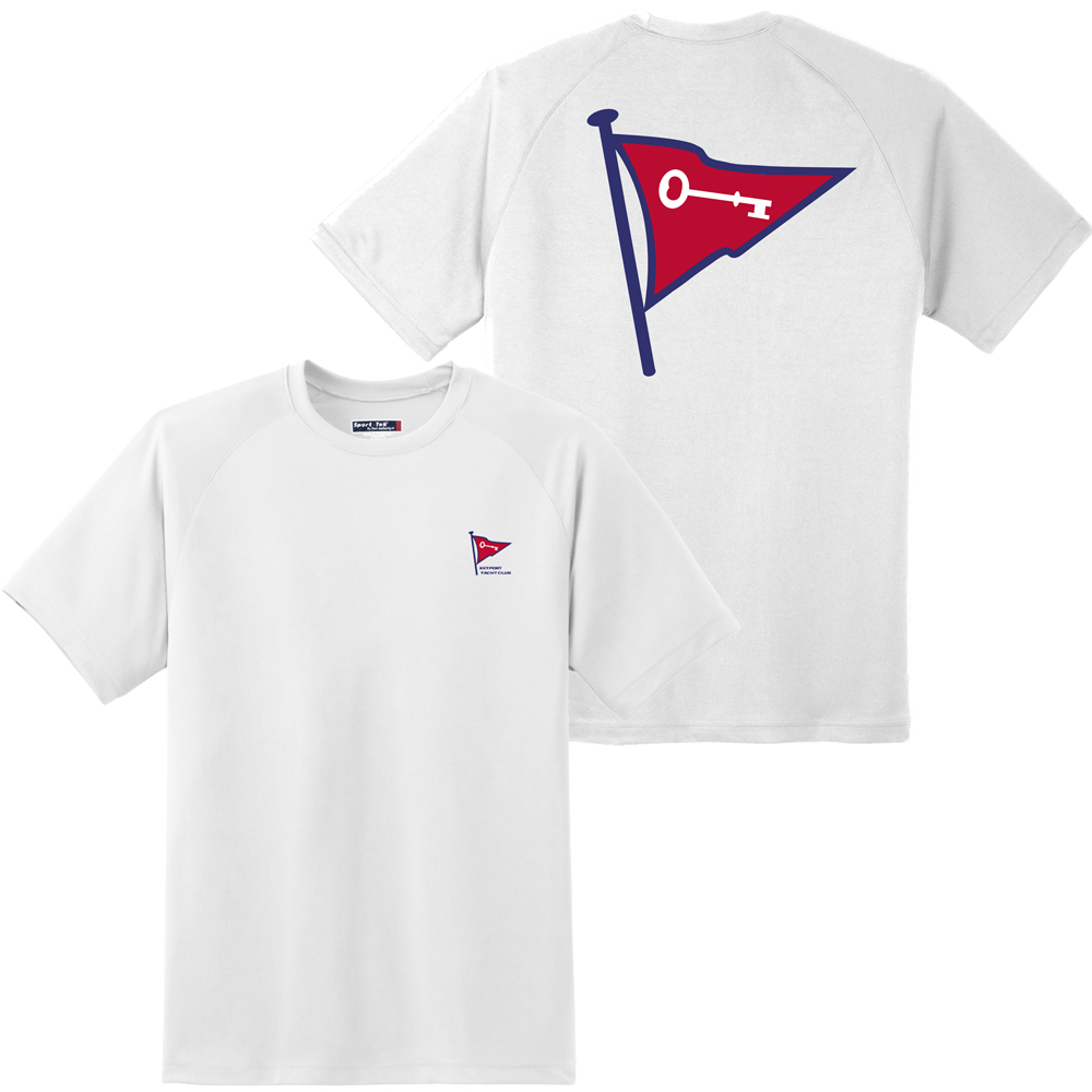 Keyport Yacht Club - Men's Short Sleeve Tech Tee (KYC211)