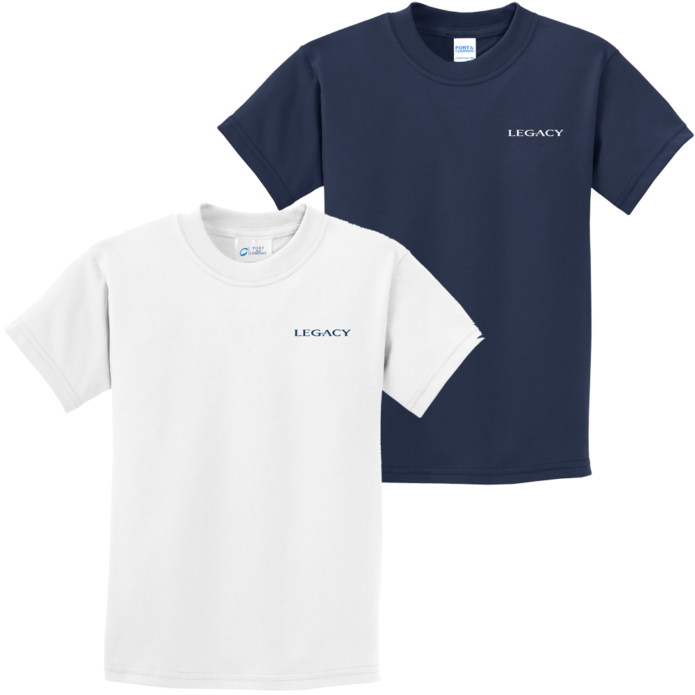 LEGACY K'S S/S COTTON T-SHIRT
