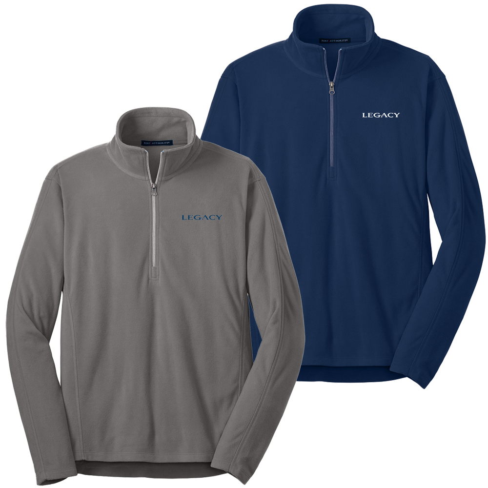 Legacy Yachts - Men's Fleece Pullover