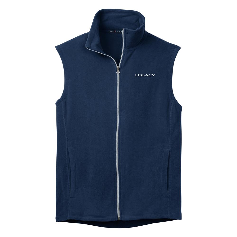Legacy Yachts - Men's Fleece Vest