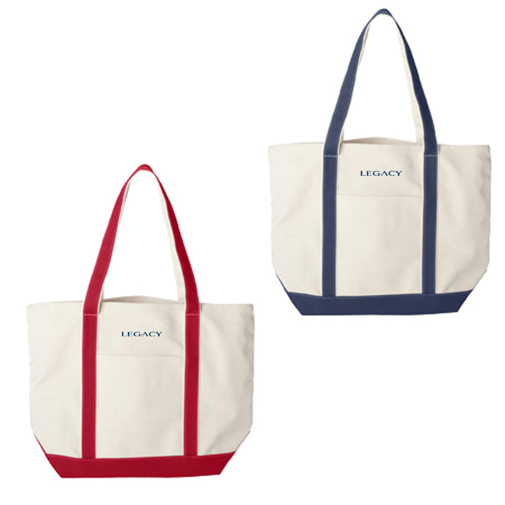 LEGACY CANVAS TOTE
