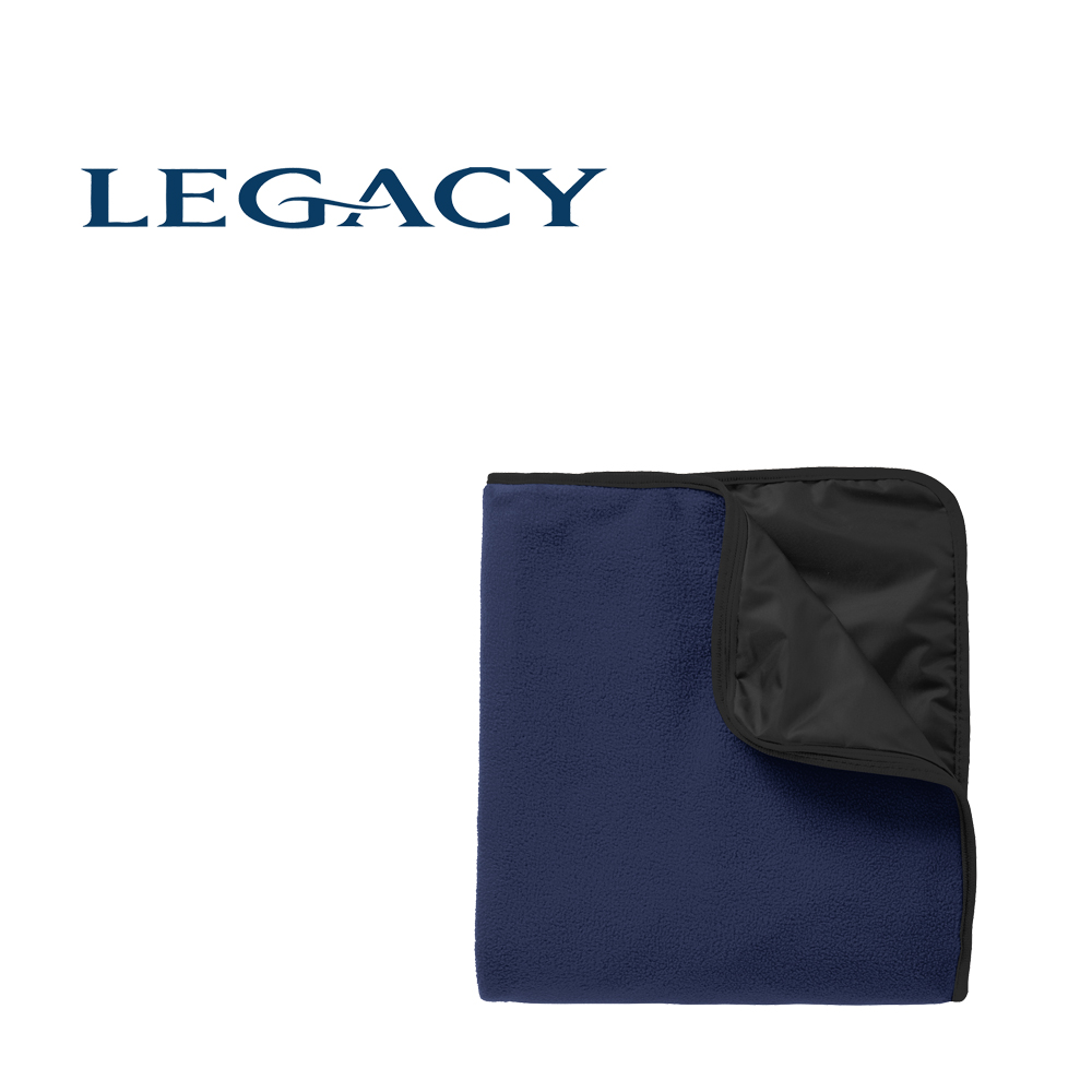 LEGACY SHELLED FLEECE BLANKET