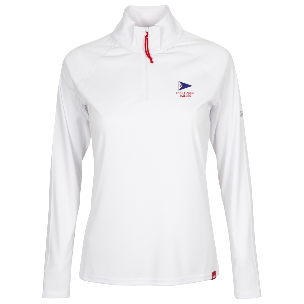 Lake Forest Sailing -  Gill Women's 1/4 Zip Tech Pullover