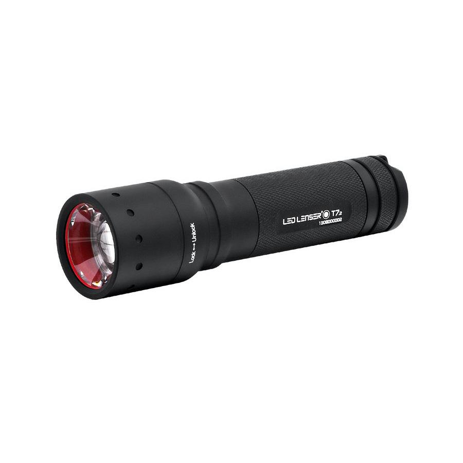 LED LENSER T7.2 FLASHLIGHT/PEG (880006)