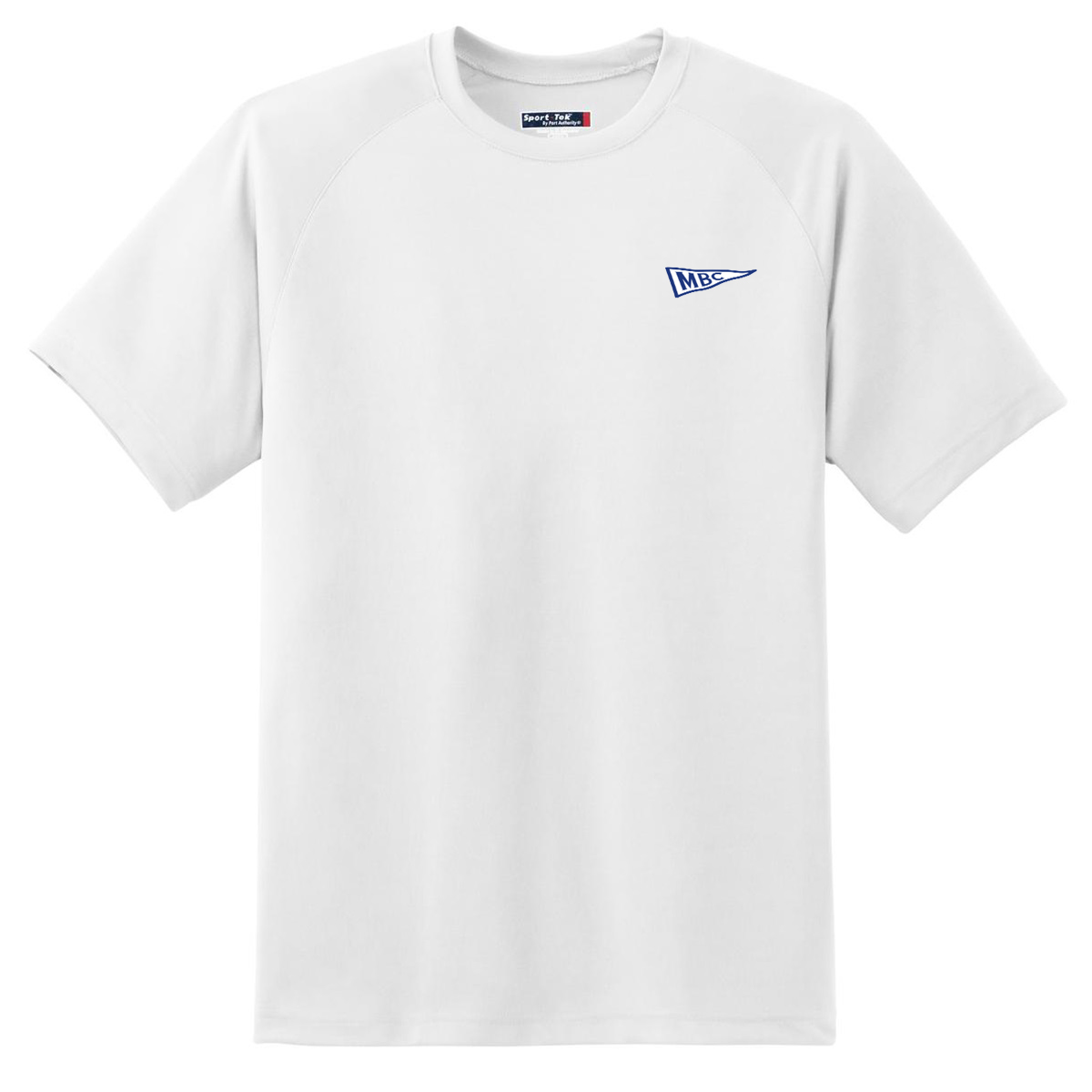MONMOUTH BC M'S S/S TECH TEE