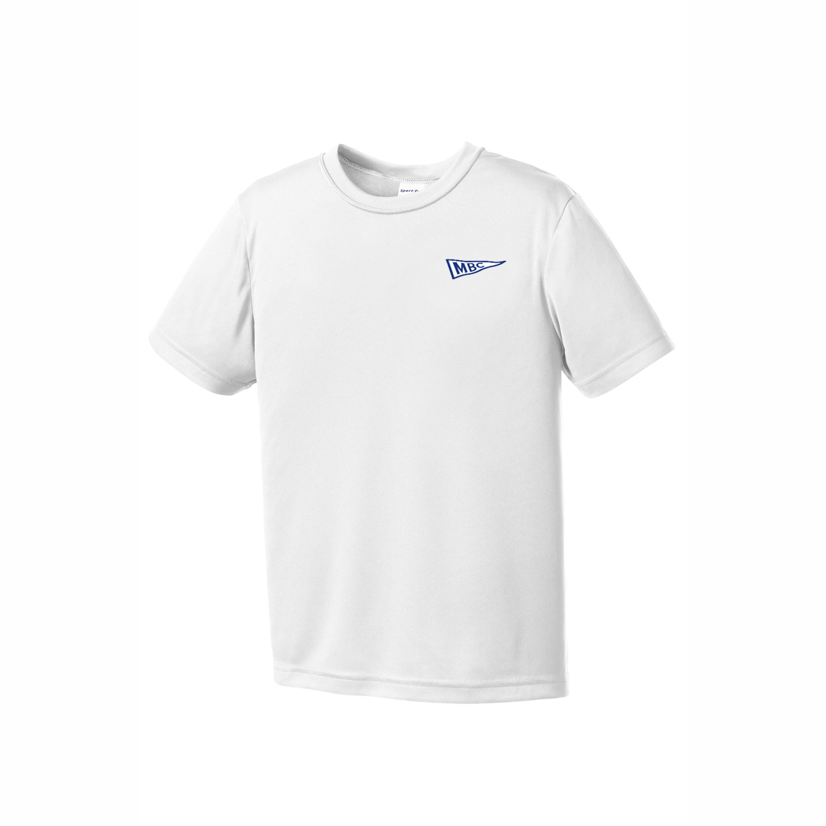 Monmouth Boat Club - Kid's Short Sleeve Tech Tee