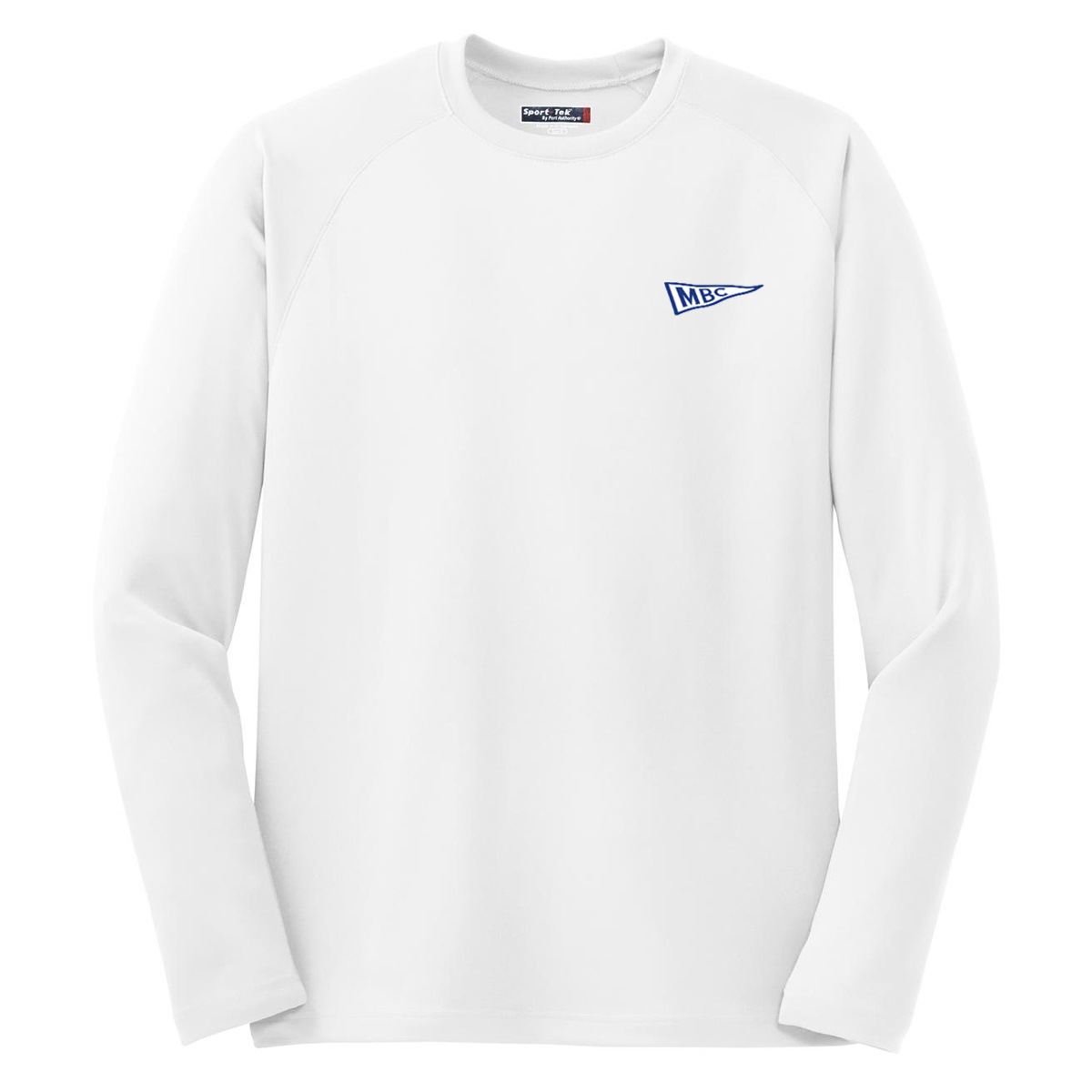 Monmouth Boat Club - Men's Long Sleeve Tech Tee