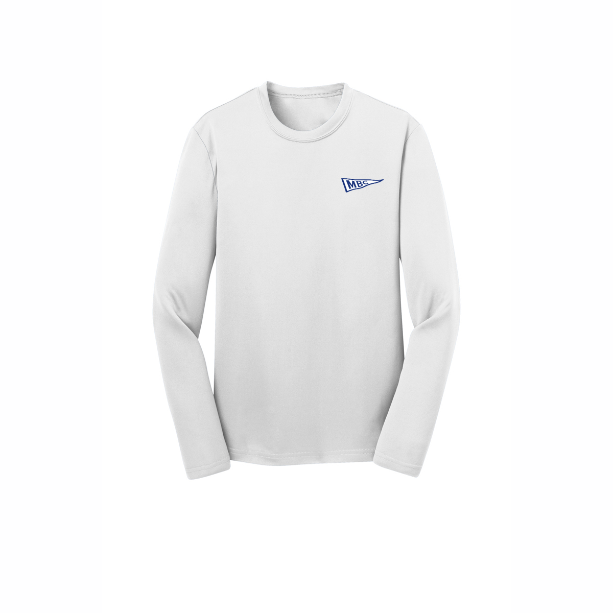 MONMOUTH BC K'S L/S TECH TEE