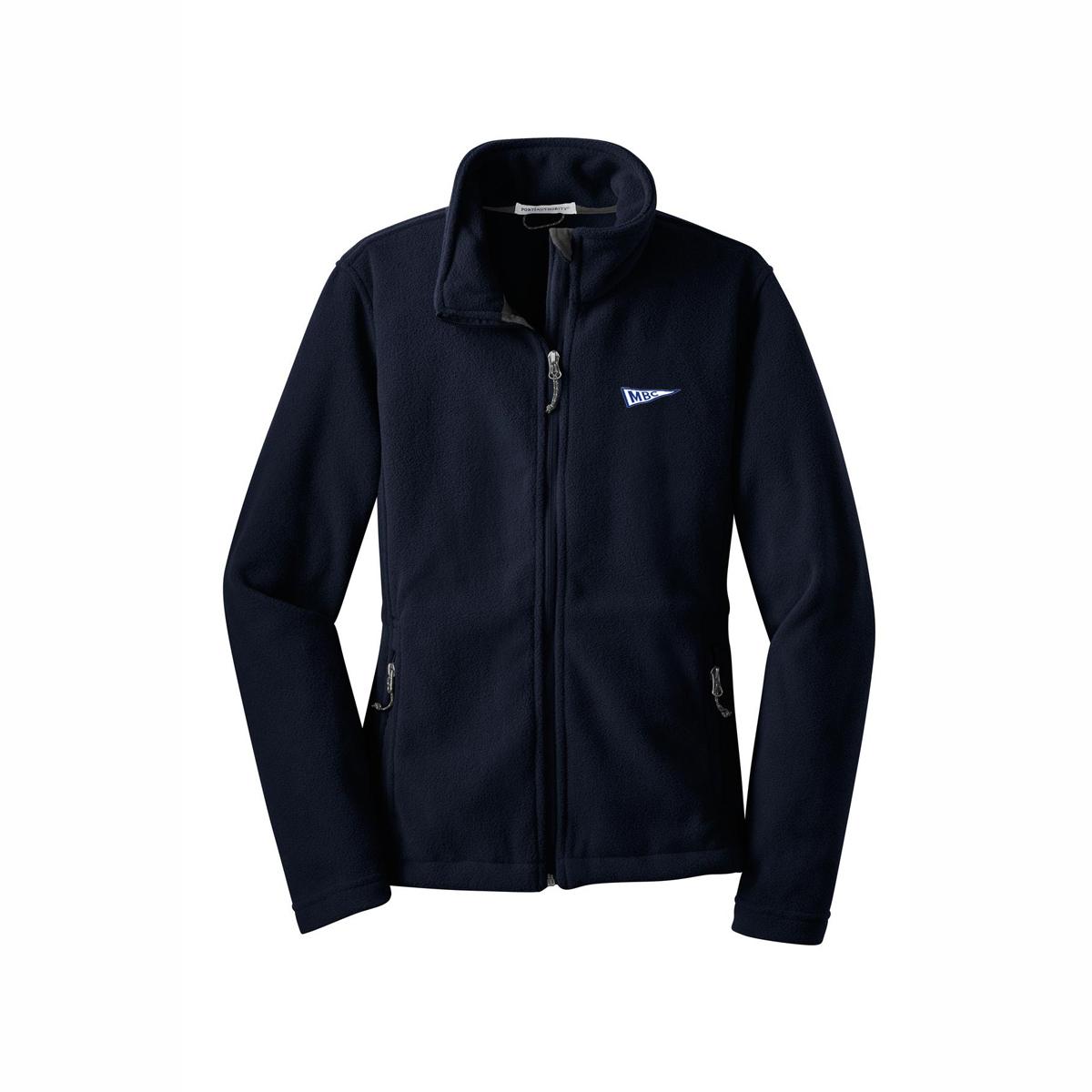 Monmouth Boat Club - Women's Value Fleece Jacket