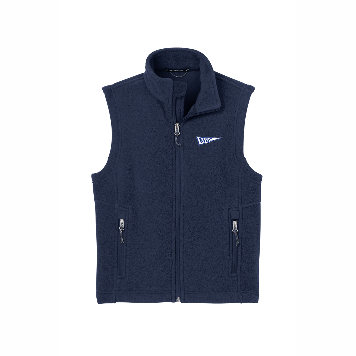 Monmouth Boat Club - Youth Value Fleece Vest