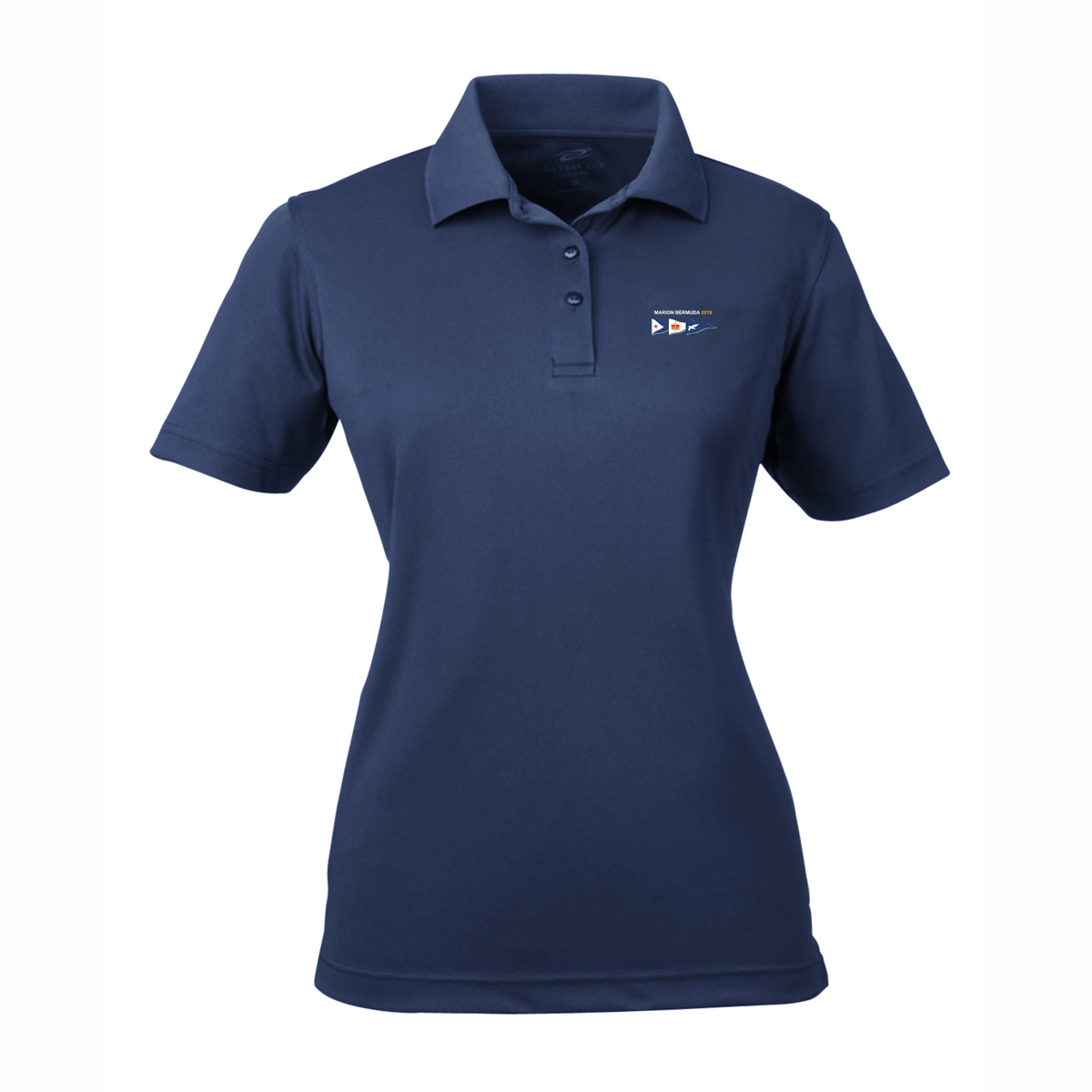 MBR  19 Women's TECH POLO