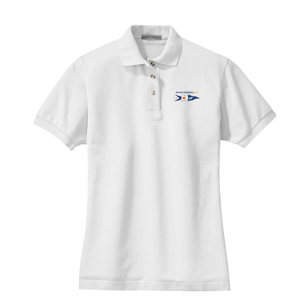 Marion Bermuda Race 2019 Women's Cotton Polo