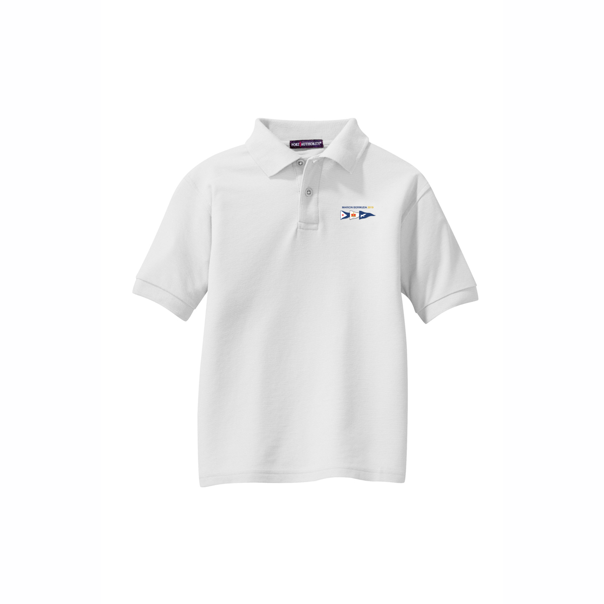MBR  19 KIDS COTTON POLO