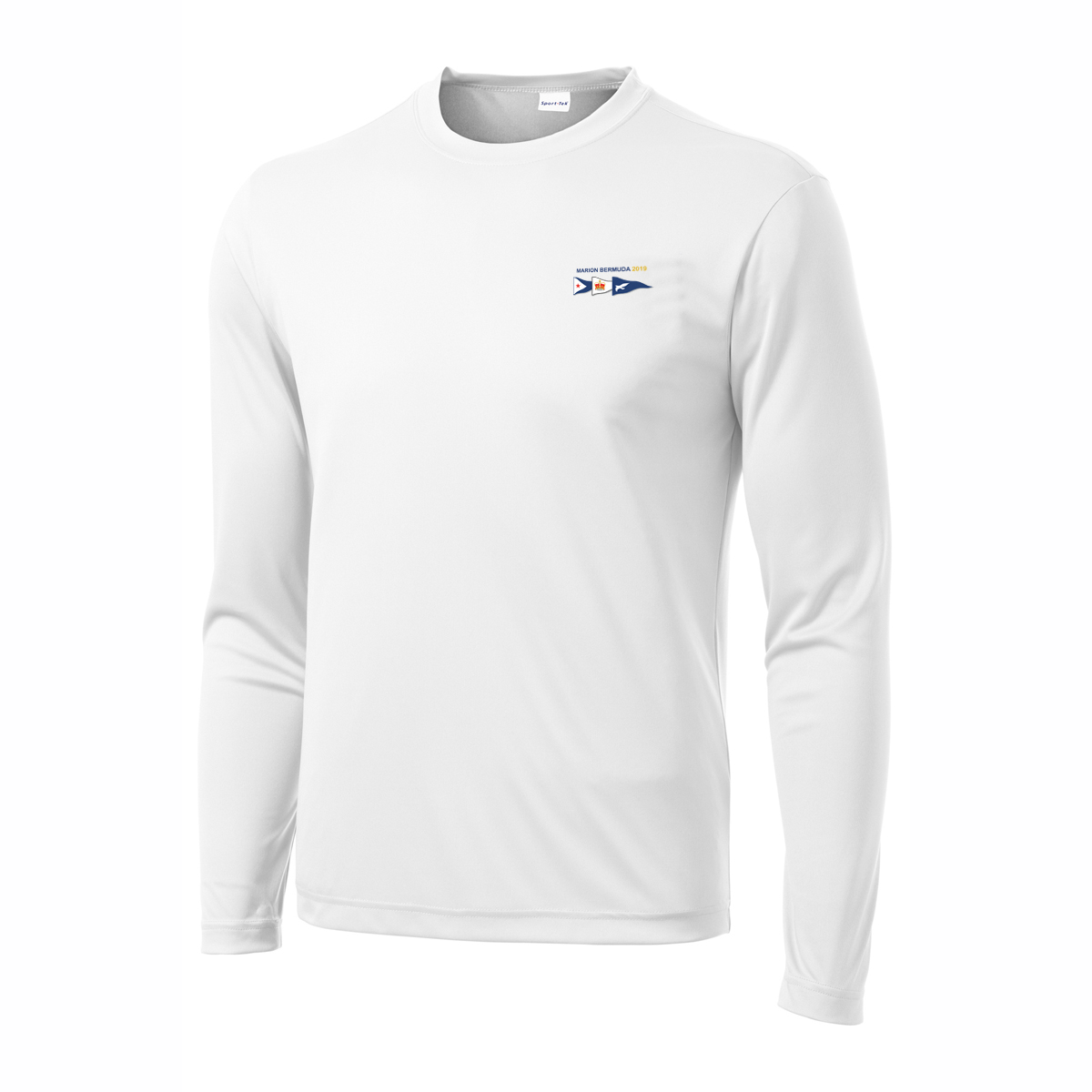 MBR 19 M'S L/S TECH TEE 2019 - WAS $35