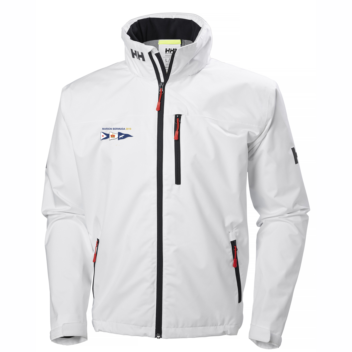 MBR 19 M'S CREW HOODED JACKET