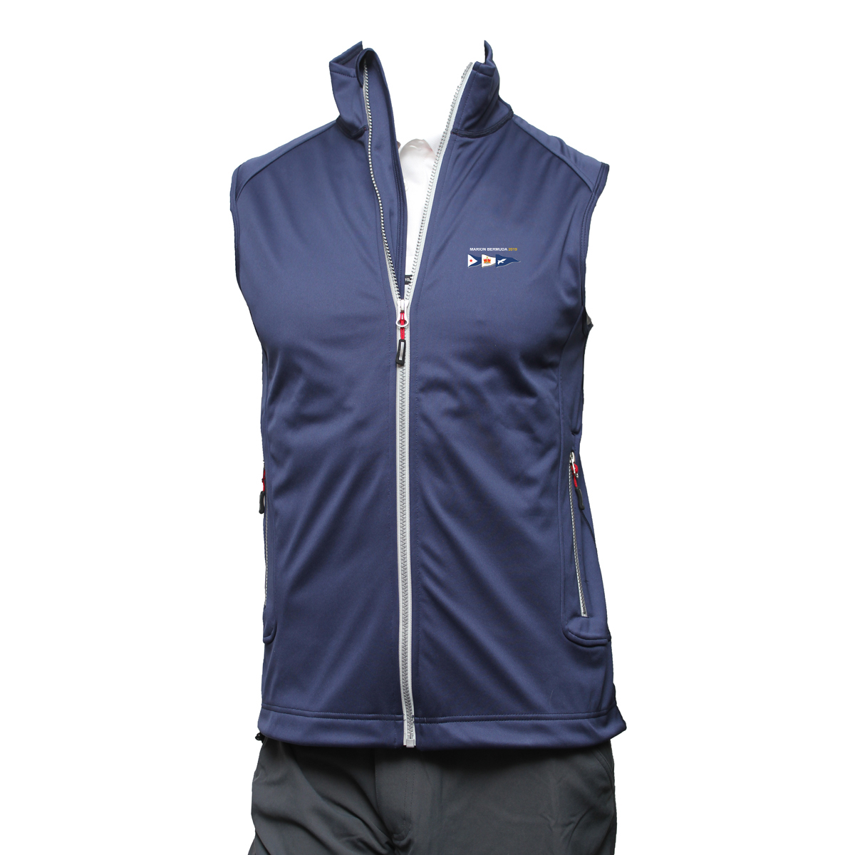 MBR  19 M'S SOFTSHELL VEST