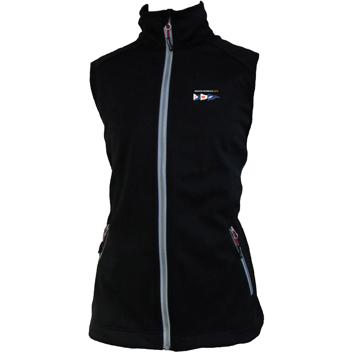 MBR  19 W'S SOFTSHELL VEST