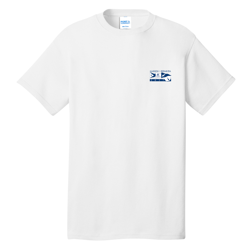 MARION TO BERMUDA RACE 2017 - W'S S/S COTTON T-SHIRT