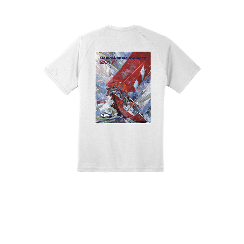 MARION-BERMUDA 2017 - PAINTING TECH TEE S/S