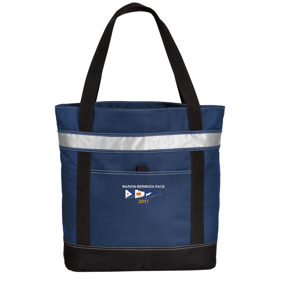 MARION-BERMUDA 2017 - INSULATED COOL ER TOTE