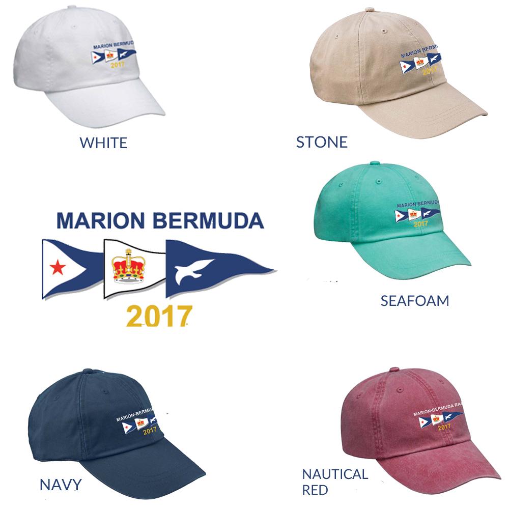 MARION-BERMUDA 2017 - BALL CAPS