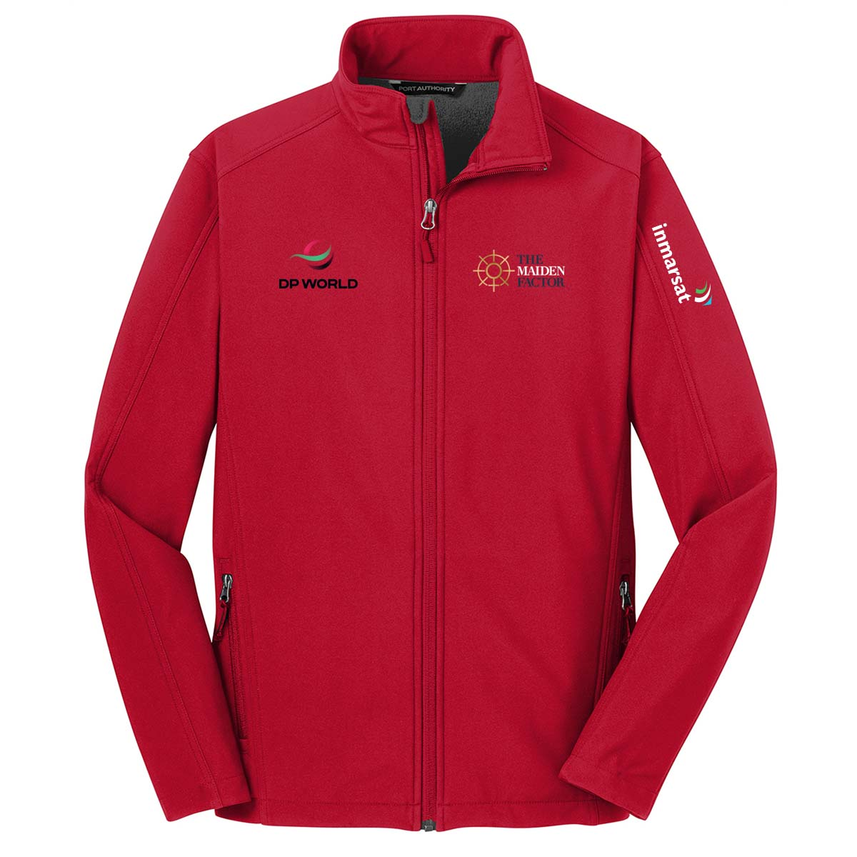 MAIDEN FACTOR M'S SOFT SHELL JACKET