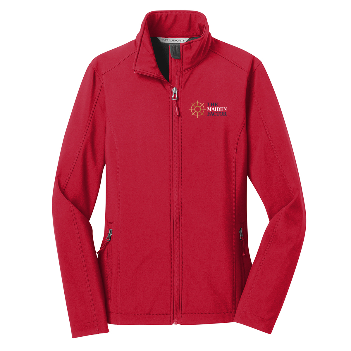 MAIDEN FACTOR W'S SOFT SHELL JACKET