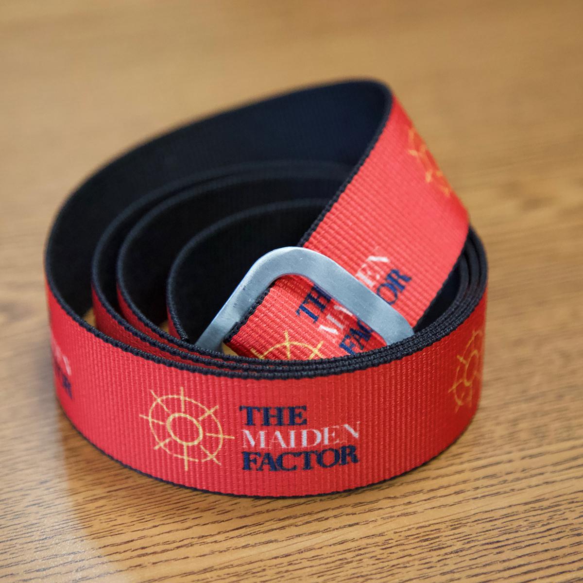 Maiden Factor Belts