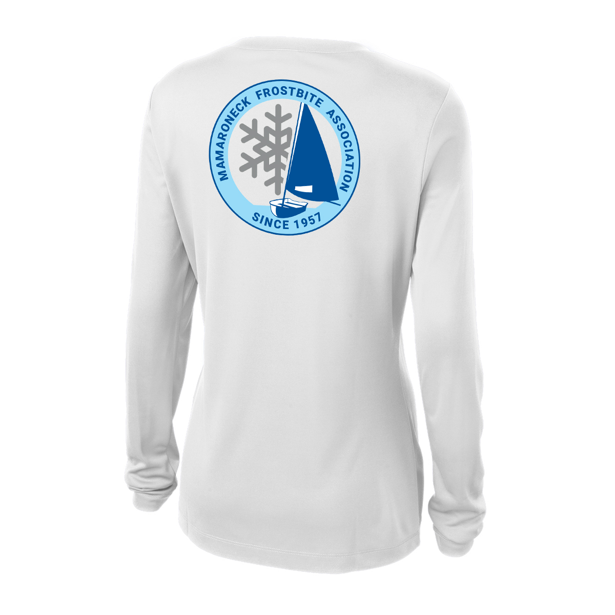 Mamaroneck Frostbite Association - Women's Long Sleeve Tech Tee