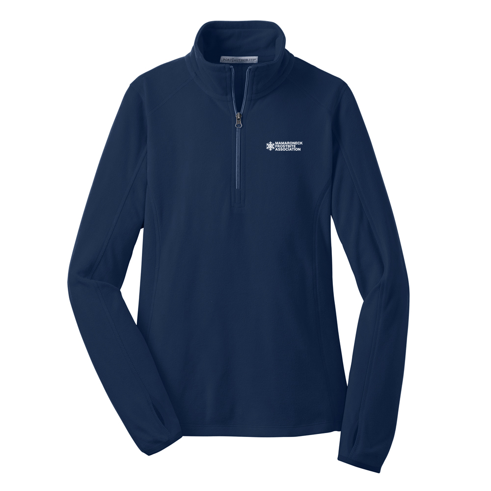 MAMARONECK FROSTBITE ASSOCIATION W'S FLEECE PULLOVER