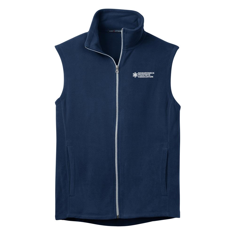 Mamaroneck Frostbite Association - Men's Fleece Vest