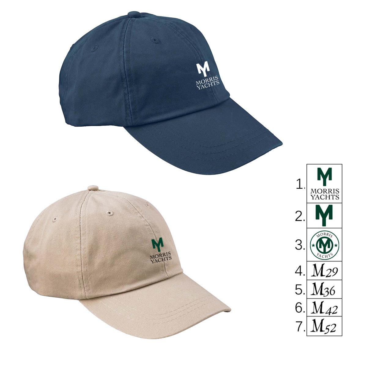 MORRIS YACHTS - BALL CAP