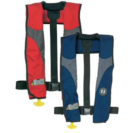 MUSTANG AUTO-INFLATABLE LIFE JACKET (MD3087)