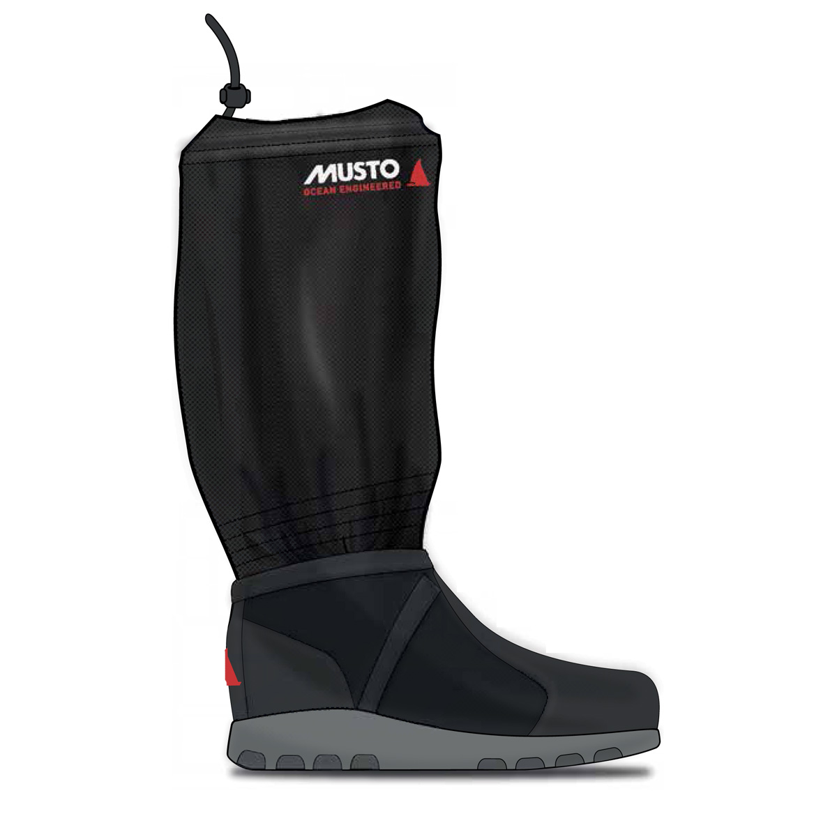 MUSTO SOUTHERN OCEAN BOOT (80507)