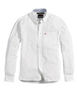 MUSTO L-S OXFORD SHIRT (MW0264CC)