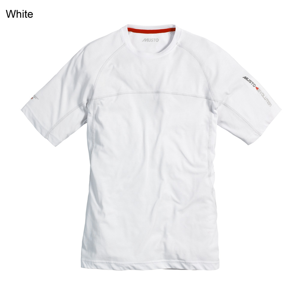 MUSTO M'S EVOLUTION SUNBLOCK TEE (SE0303)