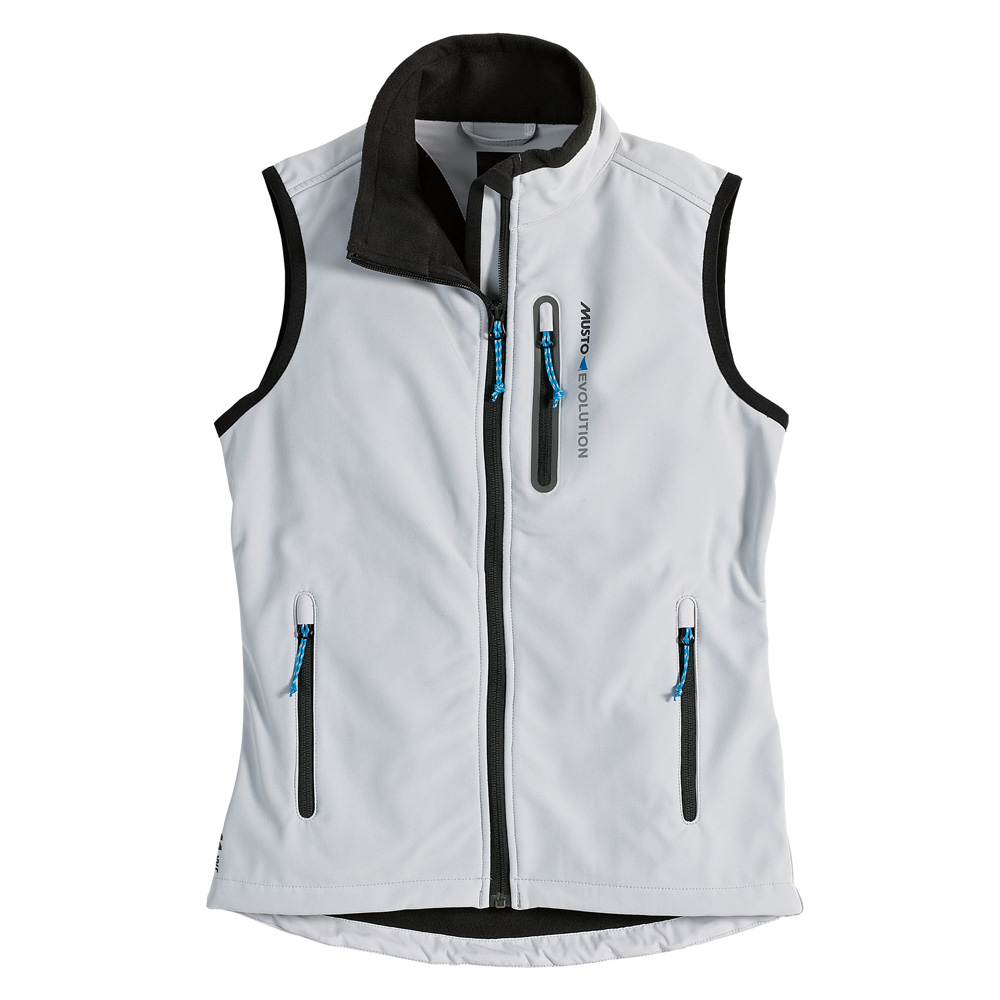 MUSTO EVOLUTION SOFT SHELL GILET (SE0832)