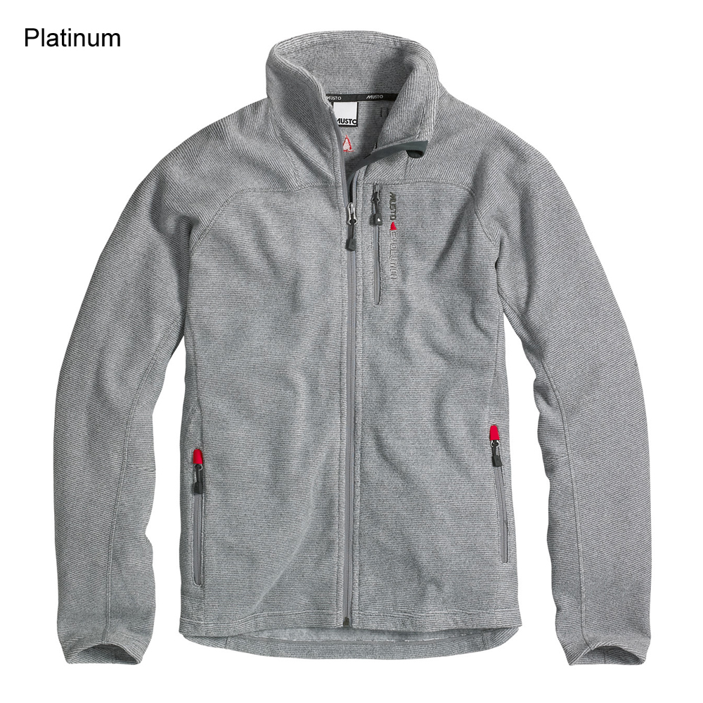 MUSTO M'S BISCAY FLEECE JACKET (SE1020)
