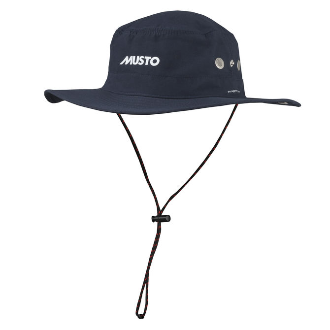 MUSTO EVOLUTION FAST DRY BRIMMED HAT (80033)