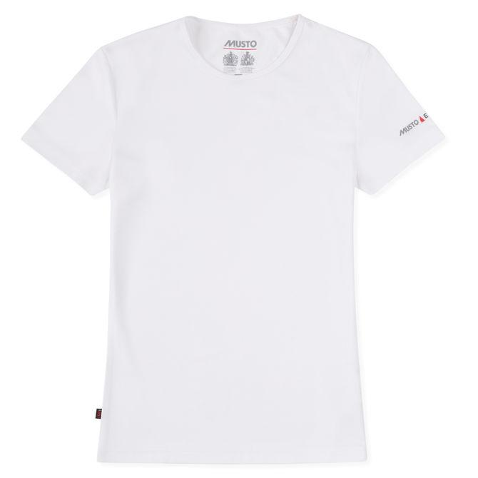 Musto Women's Sunshield Permanent Wicking UPF Short Sleeve Tee (80499)