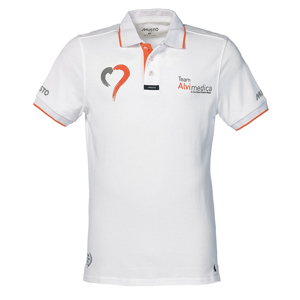 MUSTO ALVIMEDICA COTTON POLO (PMP2000)