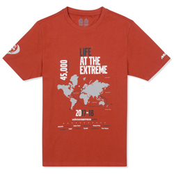 MUSTO VOLVO MAP T-SHIRT (V17MR0500)