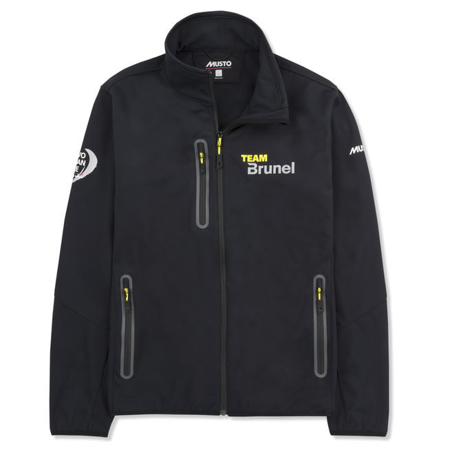 Musto Mens Crew Softshell Water Repellent Breathable Sailing Jacket