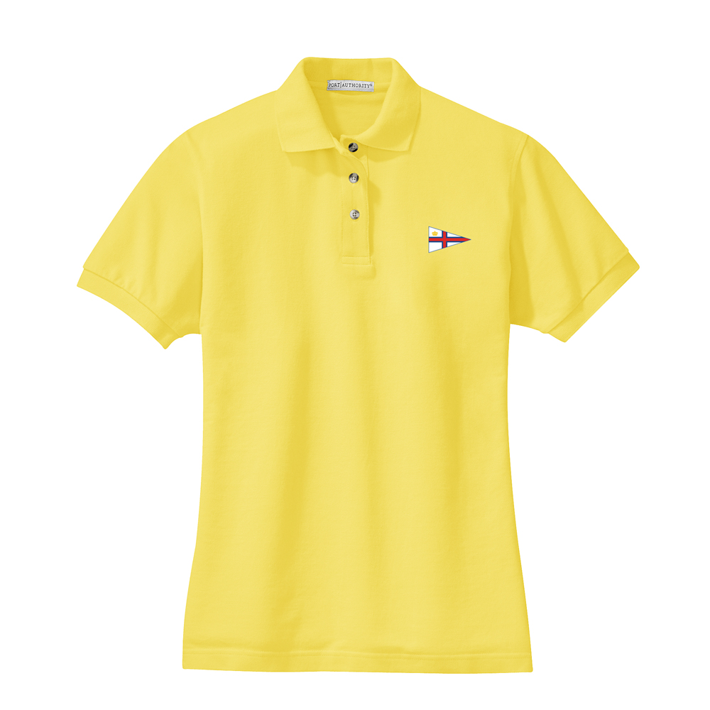 North American Station - Women's Cotton Polo (NAS102)