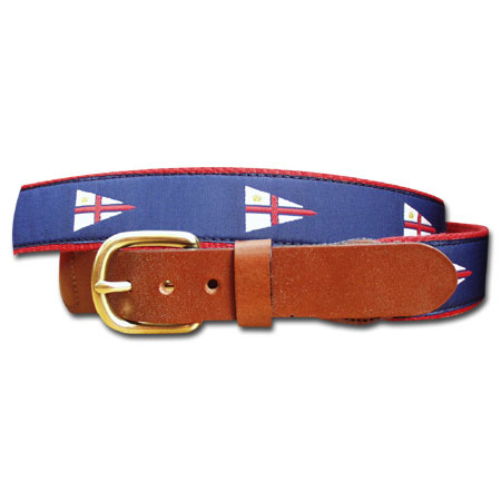 NAS - LEATHER TAB BELT