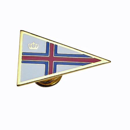 North American Station - Lapel Pins (NAS602)