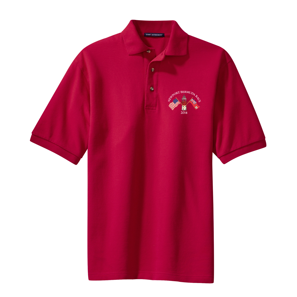 NBR - MEN'S COTTON POLO
