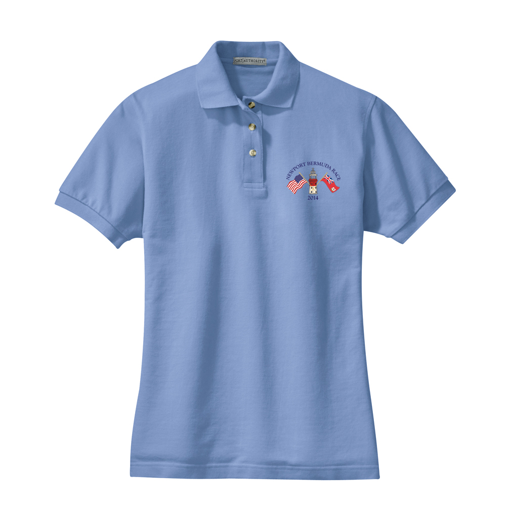 NBR - W'S COTTON POLO
